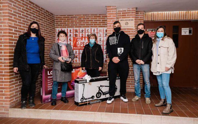 Las compras locales en Caspe se incentivan por la campaña de Navidad de APEC