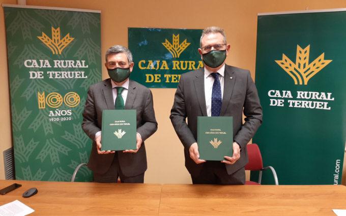 La historia de Caja Rural de Teruel, recogida en un libro