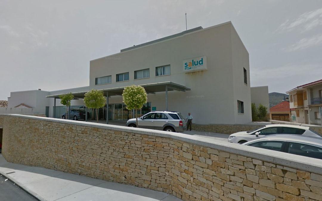 En el Centro de Salud de Calanda se han realizado hasta 60 pruebas diarias / Google Maps