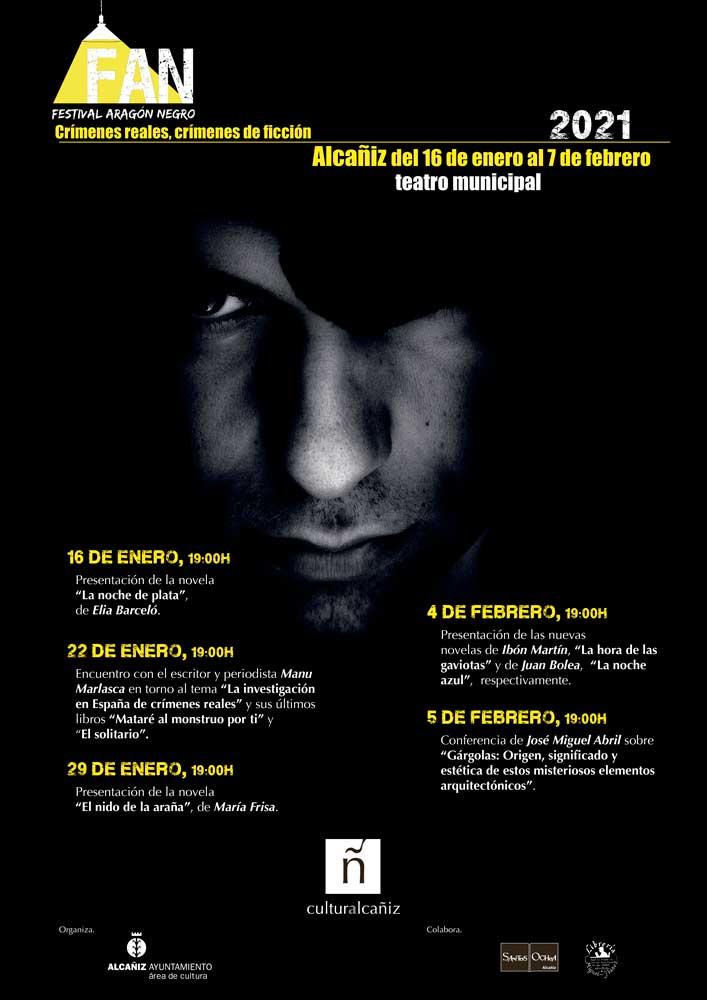 Festival Aragón Negro ¡POSPUESTO!