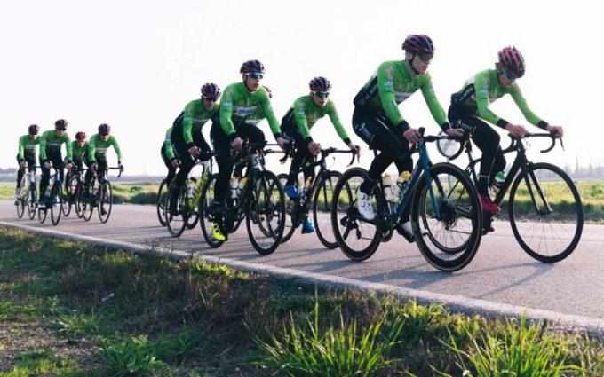 El Club Ciclista Oscense se nutre de bajoaragoneses para la temporada 2021