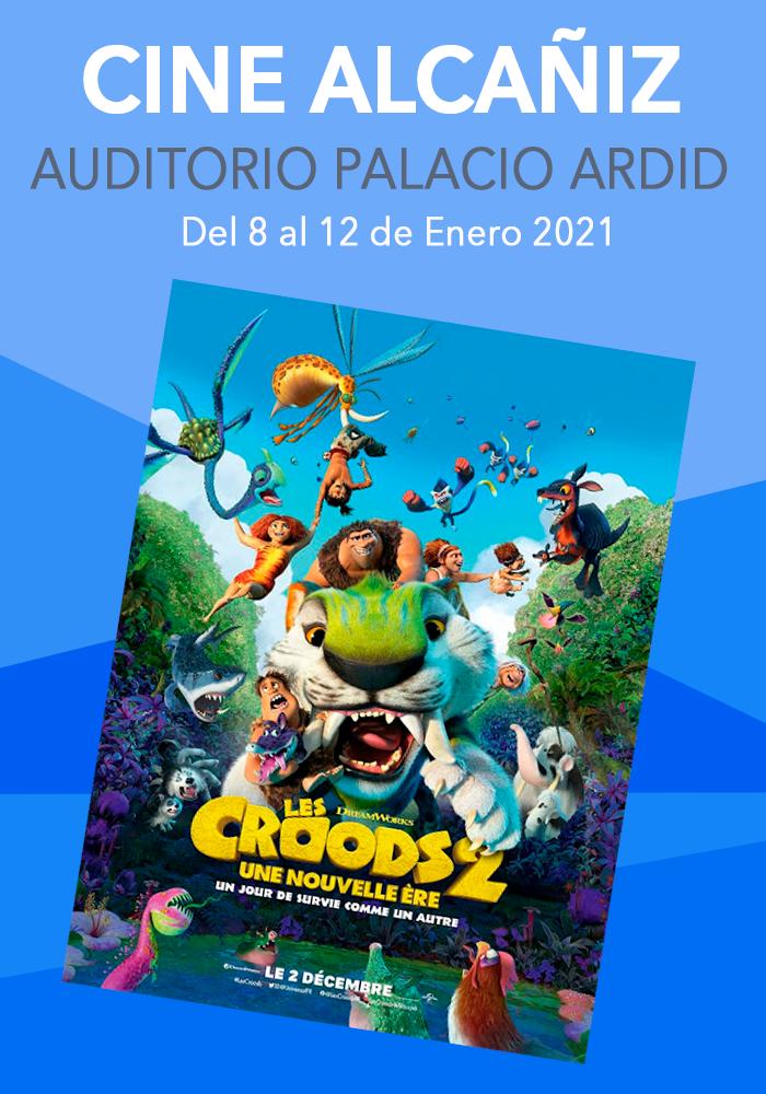 Cine Alcañiz 8-12 de enero