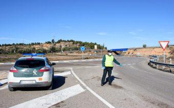 Esta es la declaración responsable de DGA necesaria para entrar y salir de Alcañiz