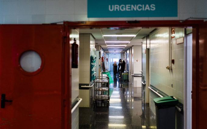 El avance de la A-68: esencial para atraer médicos al Hospital de Alcañiz