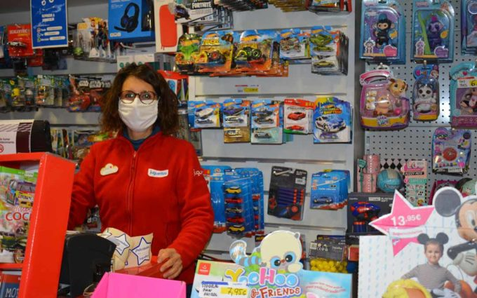Los Reyes Magos apuran las compras en el comercio local que experimenta muy buenas previsiones de ventas