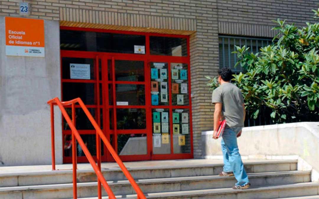 Escuela Oficial de Idiomas./ DGA