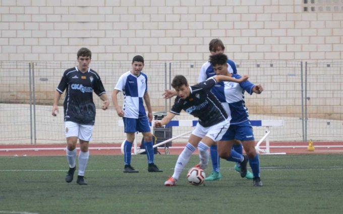 Se reanudan este fin de semana las competiciones nacionales de liga nacional juvenil de fútbol y de fútbol sala
