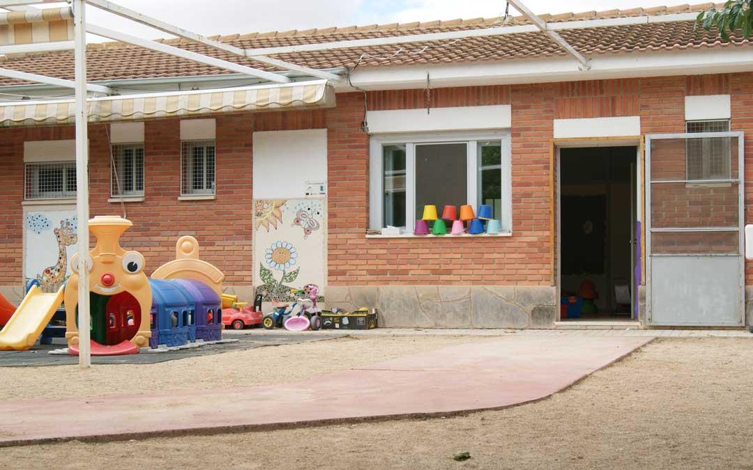 Foto de archivo de la guardería de Castelserás / B.S.