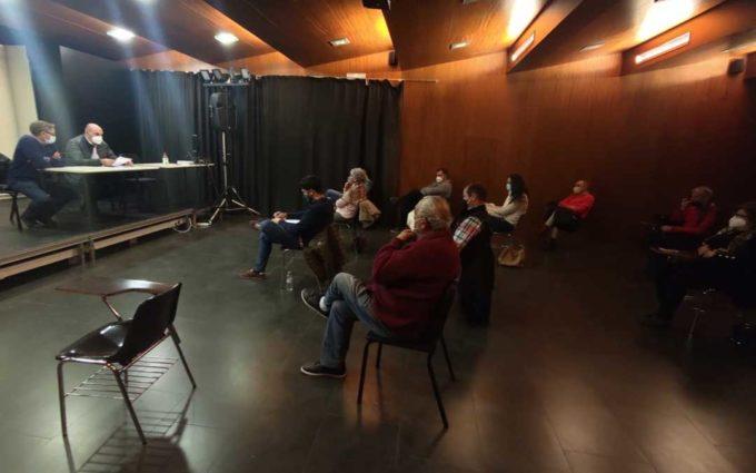Las juntas locales del PP de Alcañiz y Andorra se renovarán a partir de finales de febrero