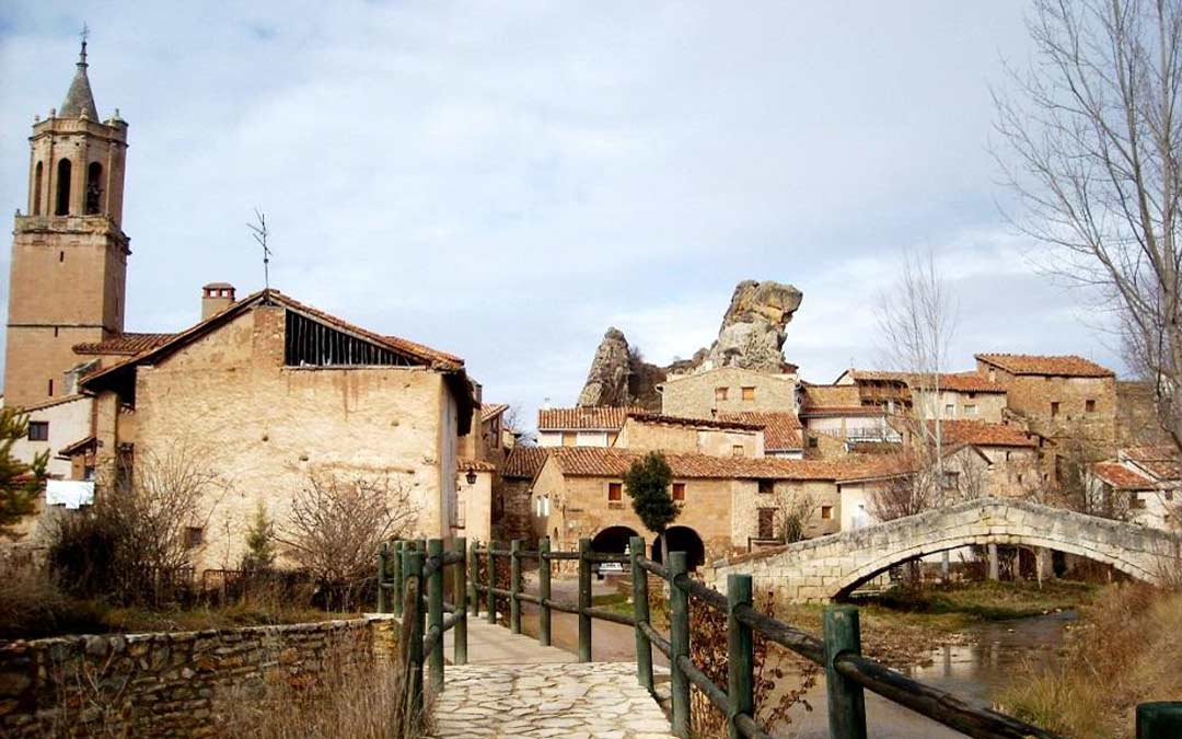 Miravete de la Sierra./Aragón Turismo