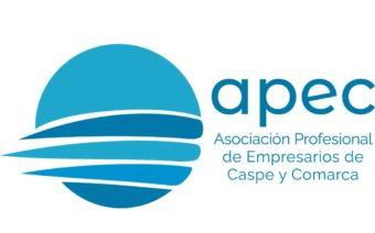 La Asociación de Empresarios y Comerciantes de Caspe estrena nueva imagen corporativa