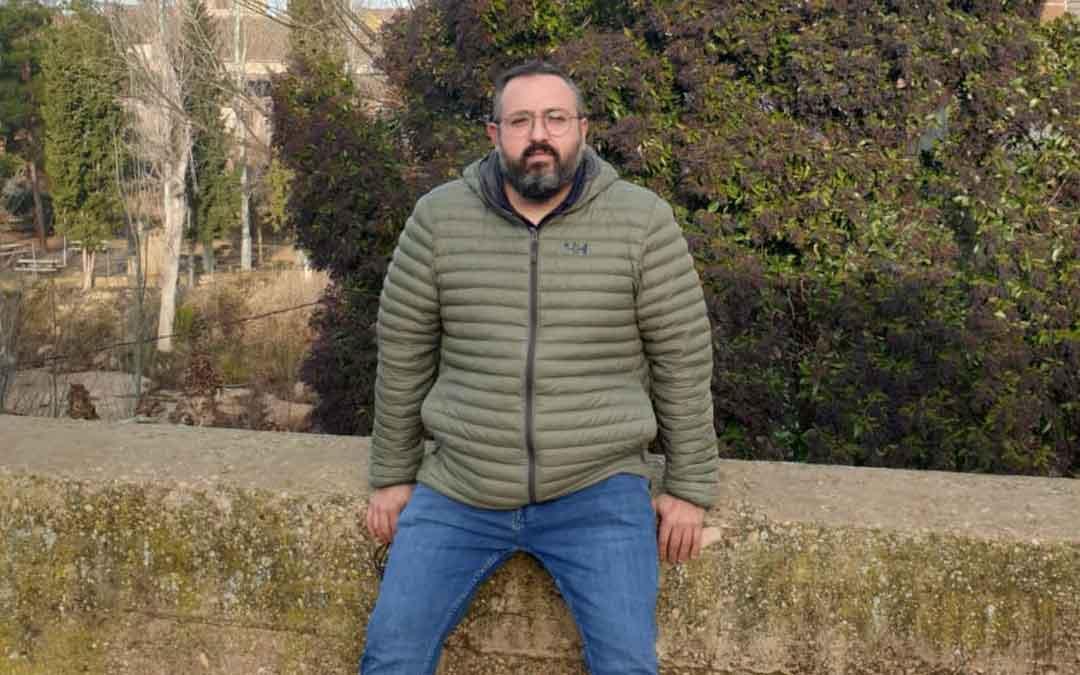 Óscar Soriano es el autor del estudio y alcalde de Castelseras. / PP
