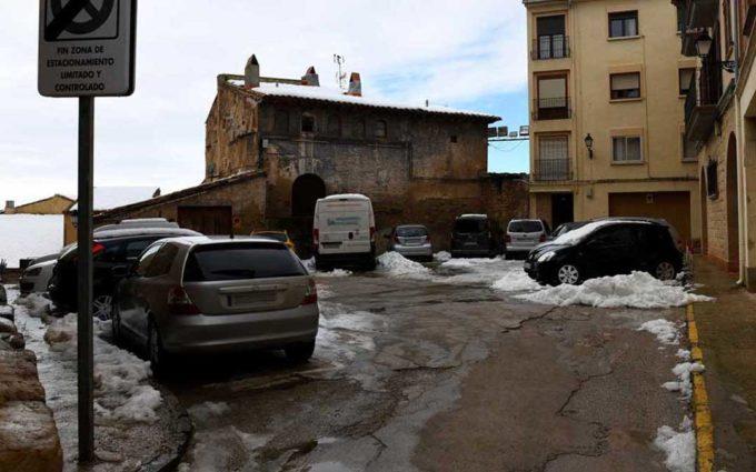 El Ayuntamiento de Alcañiz licita por  90.750 euros el proyecto de rehabilitación de la plaza del Deán y su entorno