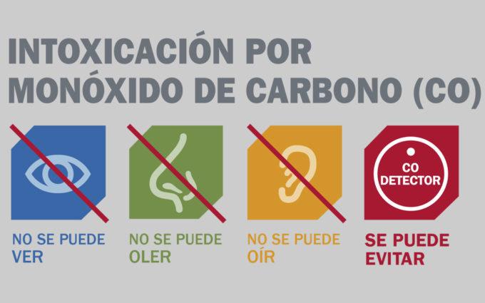 Tres intoxicados por monóxido de carbono en Alcañiz
