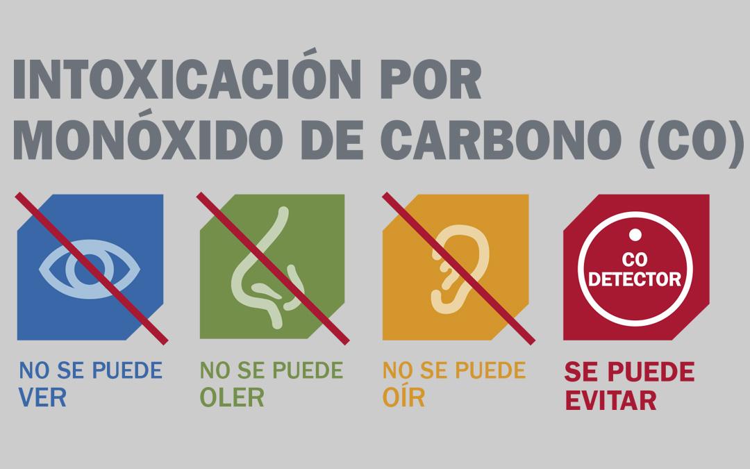 Prevención de la intoxicación por monóxido de carbono./ L.C.