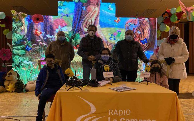 Hoy es tu día Radio La Comarca: especial Reyes Magos en Utrillas