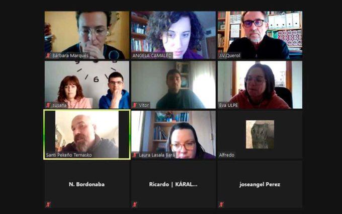 Las sinergias y redes de colaboración, claves del último encuentro de jóvenes emprendedores del Bajo Martín