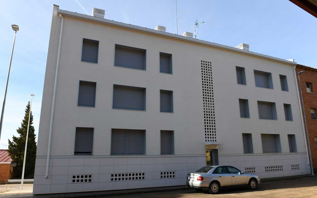 Edificio con seis viviendas de alquiler de DGA