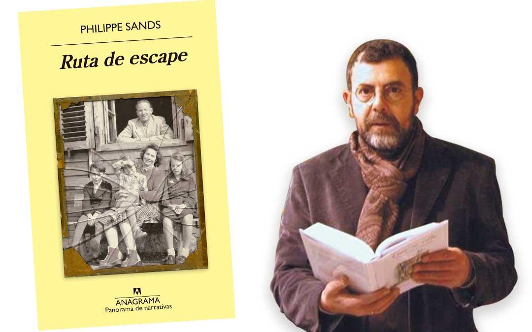 Libros-Ruta-de-escape-Miguel-Ibáñez