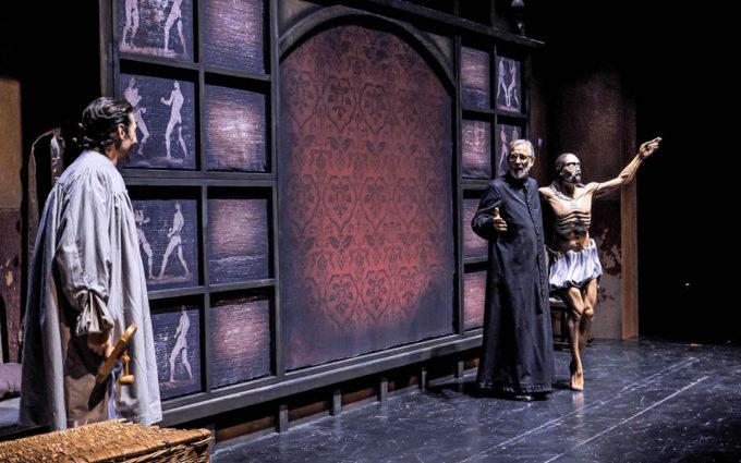 'Réquiem por un campesino español' abre el ciclo de Teatro de Andorra