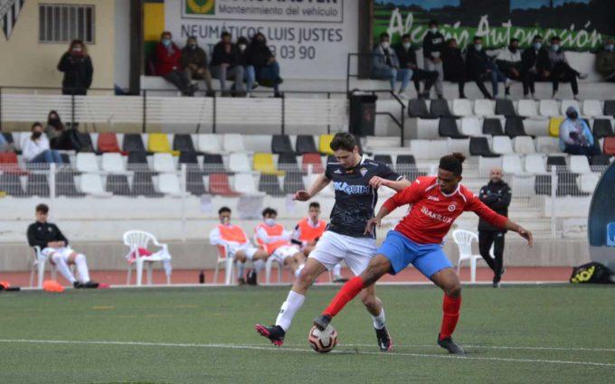 Fin de semana redondo para el Alcañiz C.F. de Liga Nacional Juvenil