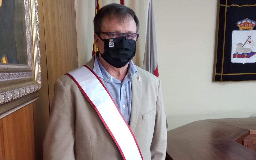 Alejo Galve nuevo concejal del consistorio andorrano. Foto: M.G.