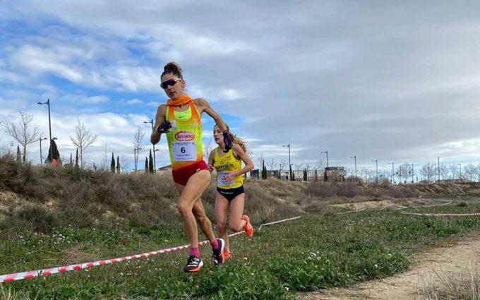 Alicia Pérez y Elvira Ponz disputan el domingo el Campeonato de España de Cross por Federaciones