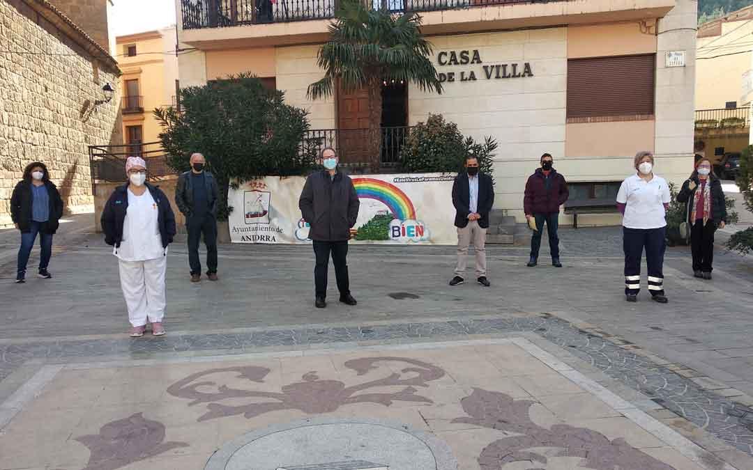 Todos los agentes implicados en el proyecto ayer en Andorra. / AYTO. ANDORRA