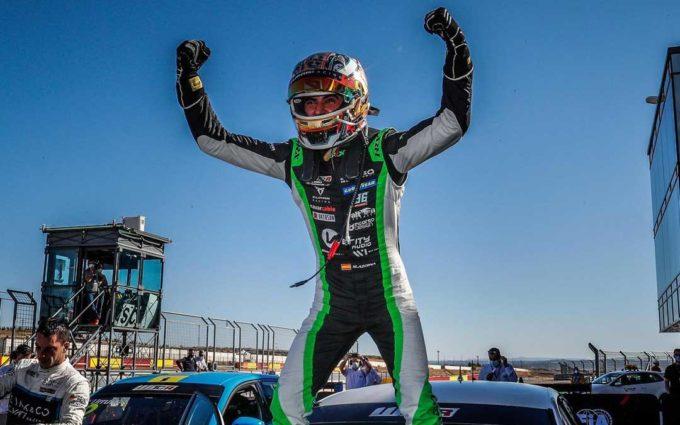 Mikel Azcona formará parte del equipo Cupra Racing en la nueva categoría de turismos eléctricos Pure ETCR