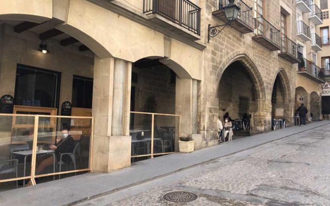 Alcañiz sale este viernes del confinamiento y se alivian restricciones en Aragón