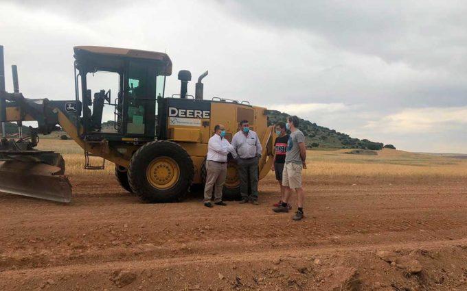La Diputación de Teruel actuó el año pasado en 120 caminos de 236 municipios