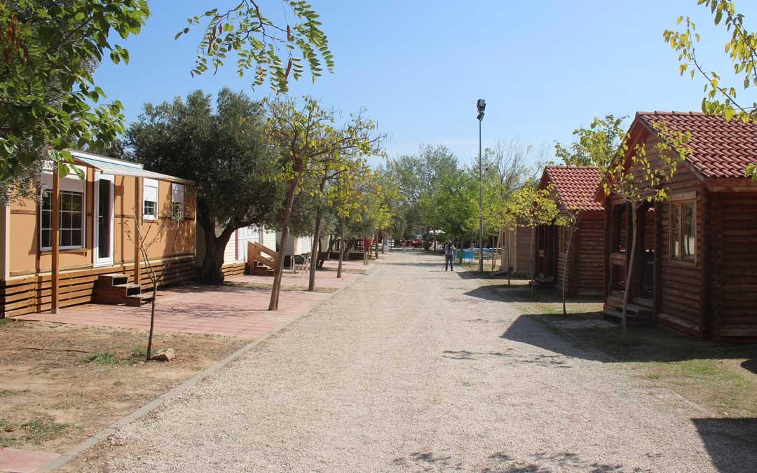 Campin de Alcañiz / L. Castel
