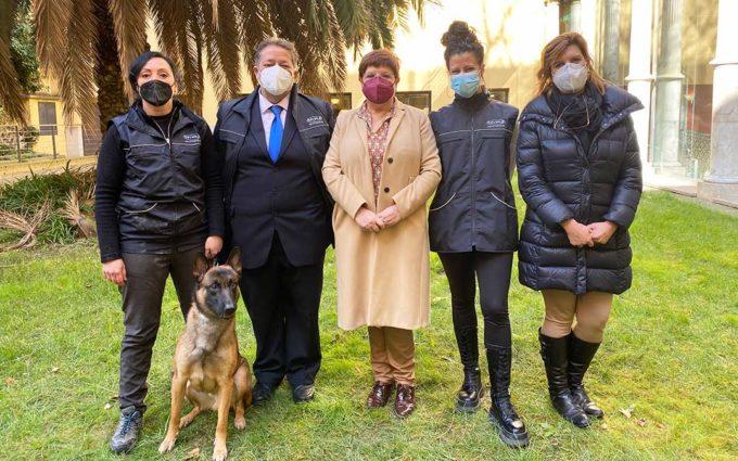 DPZ y la asociación Escan ponen en marcha un proyecto de terapia emocional con perros para mujeres maltratadas