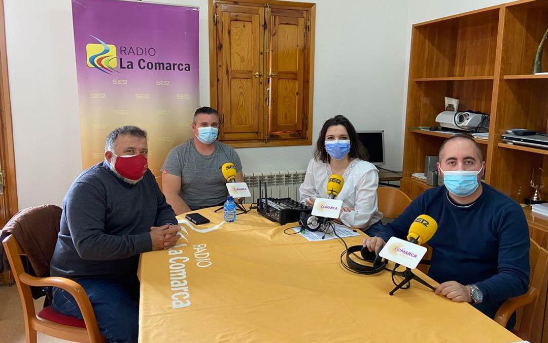 Programa especial desde Mezquita de Jarque por el Día Mundial de la Radio./LA COMARCA