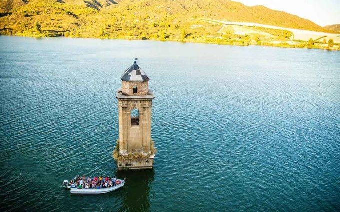 Fayón experimentó un 44% de ocupación turística durante el verano de 2020