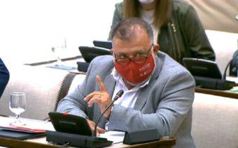 """Herminio Sancho: """"Si no garantizamos la educación o la sanidad presencial en los pueblos, no podremos combatir la despoblación"""""""