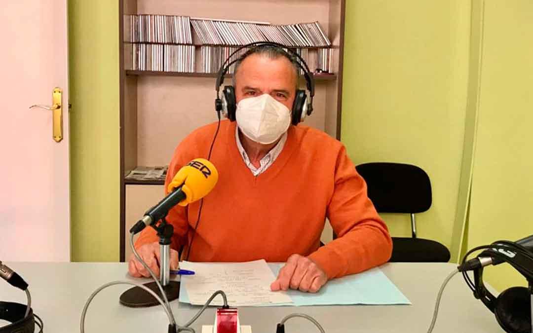 El presidente del Bajo Aragón-Caspe es Joaquín Llop.