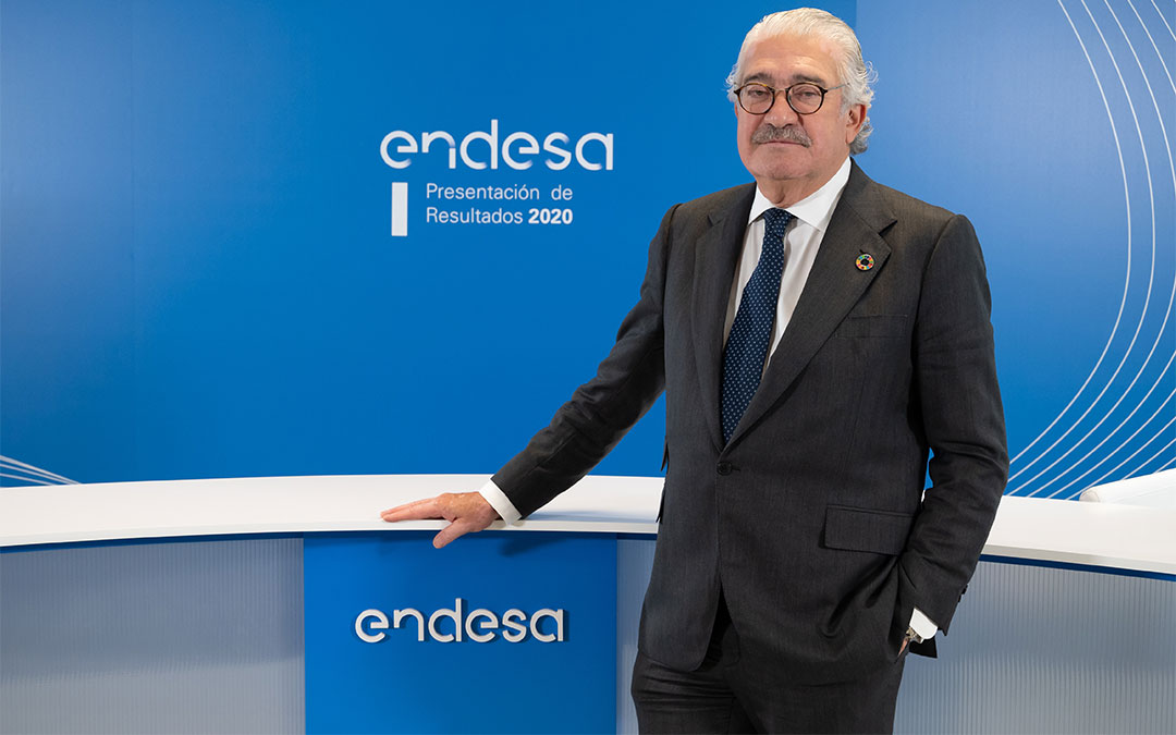 José Bogas, CEO de Endesa./ ENDESA