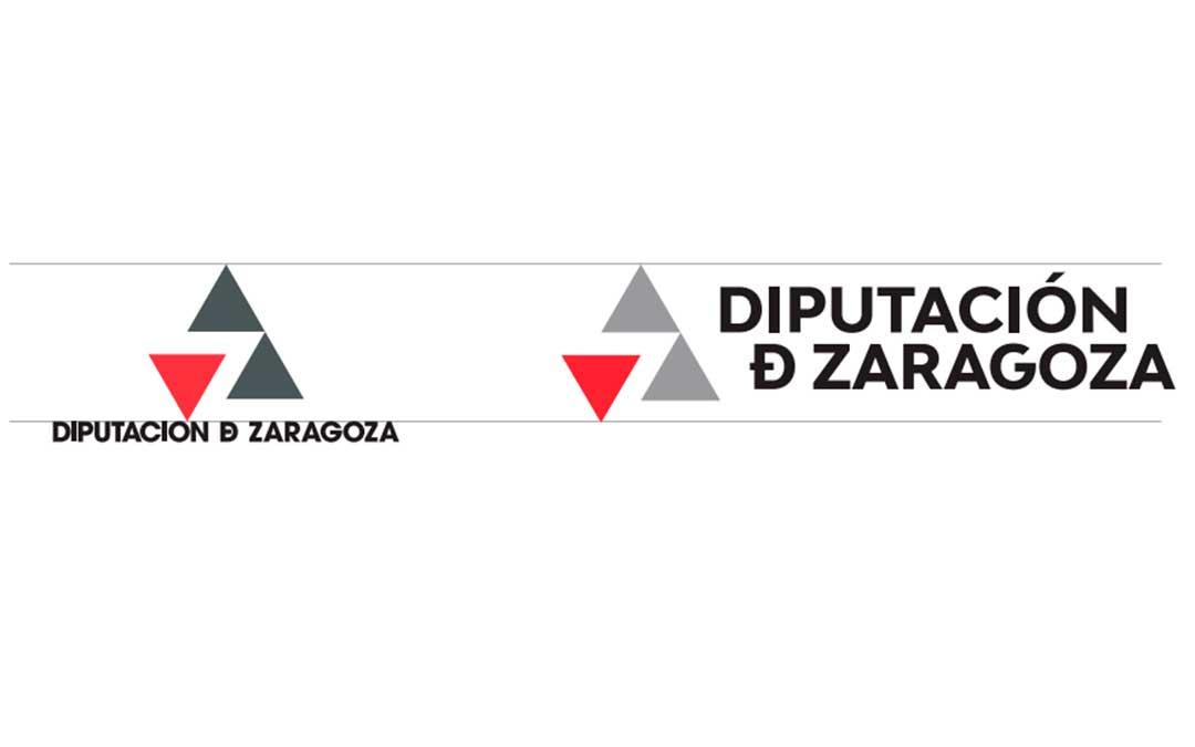 Logotipo anterior y el nuevo. DPZ