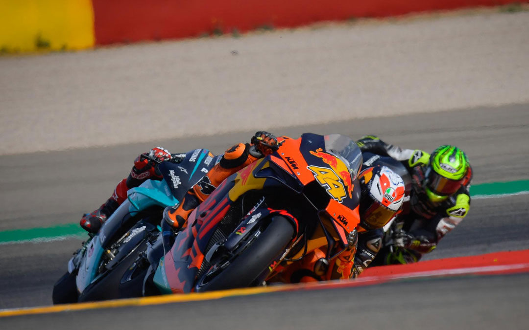 La emoción del mundial de motociclismo se vivirá el fin de semana del 11 y 12 de septiembre. Foto: MotoGP