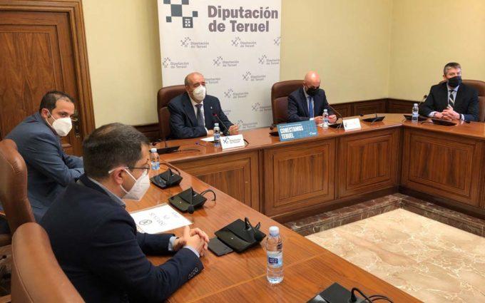 La Diputación de Teruel pone en marcha una oficina técnica para el despliegue de banda ancha