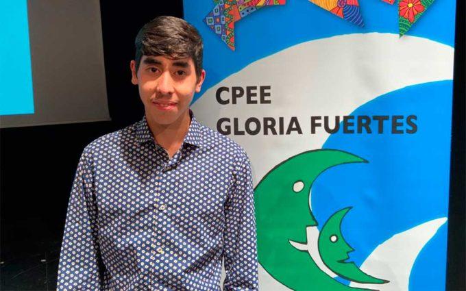 El Colegio de Educación Especial Gloria Fuertes, premiado por su corto 'La oportunidad de Pablo'