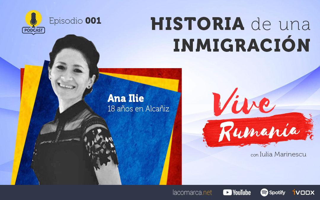 Vive Rumanía: Historia de una inmigración. Episodio 1
