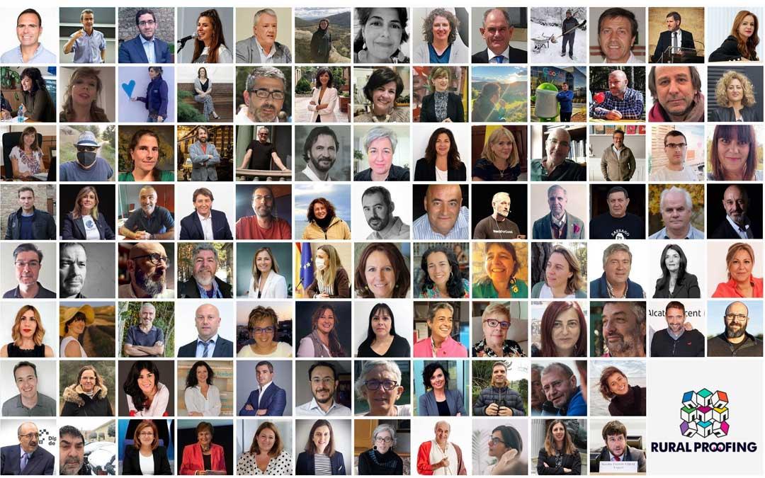 Cincuenta hombres y 50 mujeres utilizarán de nuevo la creación colectiva para revisar que la legislación no sea lesiva para los intereses de la España poco poblada / Gobierno de Navarra