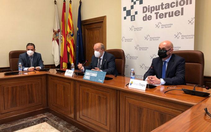 La propuesta de DPT para la extensión de banda ancha con fondos europeos supera los 57 millones