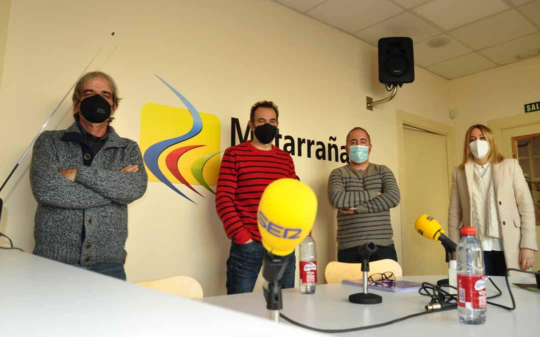 Especial comarca del Matarraña desde la sede de Matarraña Radio.