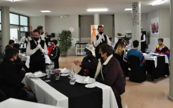 La 'nouvelle cuisine' española sale del IES Matarraña