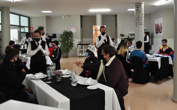 La 'nouvele cuissine' española sale del IES Matarraña