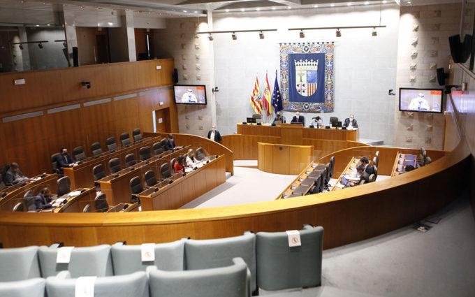 Las Cortes reaccionan al informe de la Cámara de Cuentas sobre los efectos de los planes MINER
