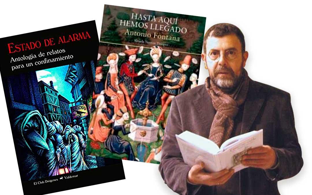 Reseña de los libros Hasta aquí hemos llegado y estado de alarma por Miguel Ibañez